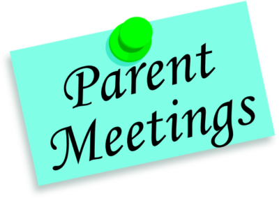 Prim, Prep & Sec Parents Meeting