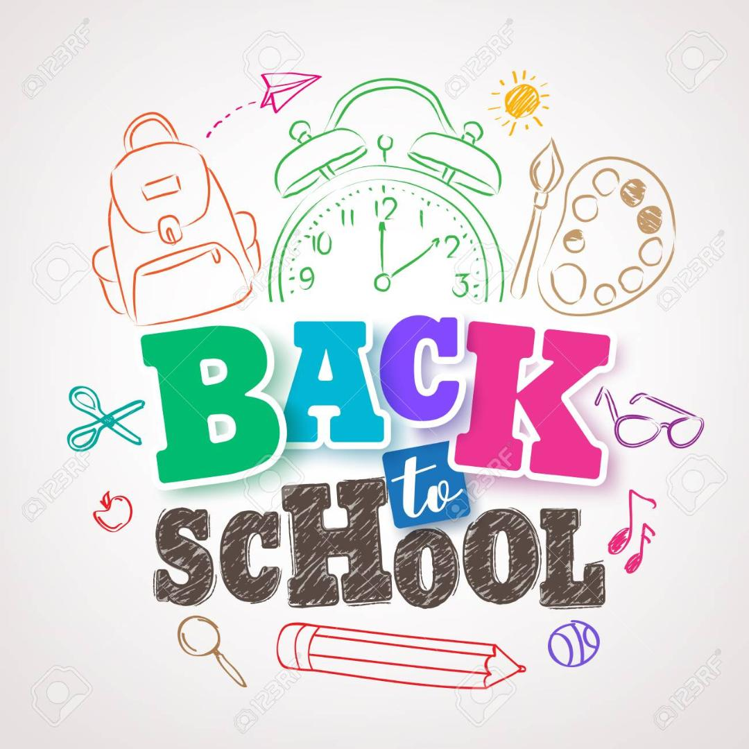 2nd Term Back To School